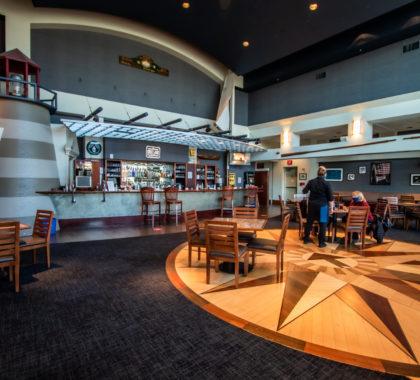 Maumee Bay Lounge Interior