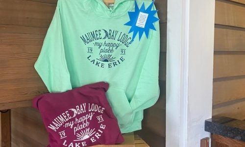 Maumee Bay - Happy Place t-shirt and hoodie