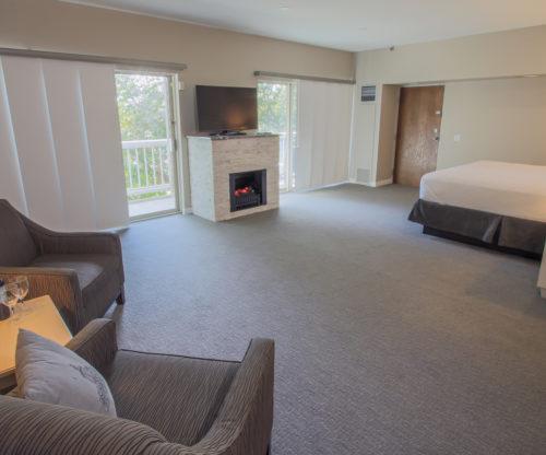Single Bed Room Interior