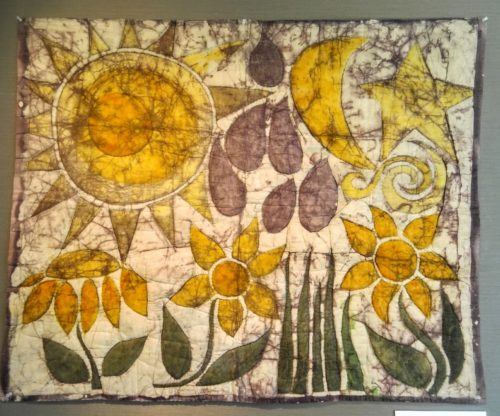 Art Gallery - Large Quilt