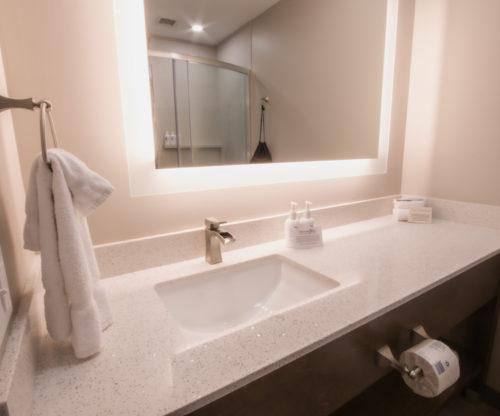 Standard Bath Interior
