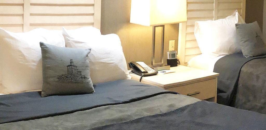 ADA Room Bed
